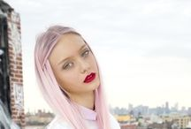Tendencias 2012: cabello rosa