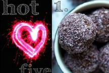 we ♡ Hot Five. / We have a hot HOT five every week. From fun, fashion to just great ideas. Enjoy!