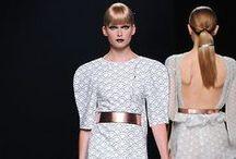 Pret-A-Porter. Madrid Cibeles Fashion . SS 3012 : Juanjo Oliva