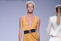 Pret-A-Porter. Madrid Cibeles Fashion Wk. / SS 3012: Kina Fernandez