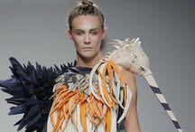 Pret-A-Porter. Madrid Cibeles Fashion Wk. / SS 3012: Eva Soto Conde