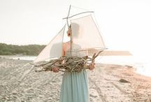Beach Wedding / Beautiful & Fun Ideas for a Beach Wedding