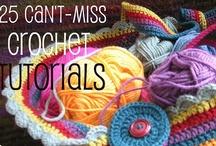 Crochet / by Melissa Bingham