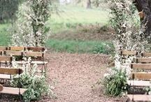 """Enchanting Ceremonies / The most beautiful ways to say """"I Do"""""""