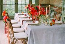 Color Combos I Love / Perfect color pairings for any design! / by Hey Wedding Lady