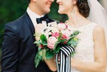 Real Brides / Brides from Real Weddings featured on Hey Wedding Lady!