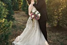 Winter Wedding / Cozy ideas for winter weddings