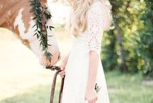 Rustic Wedding / Rustic Wedding Ideas with a hint of Chic