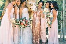 Bridal Besties / Brides and their Best Gals!
