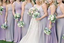 Purple Wedding / Wedding ideas in rich purple shades