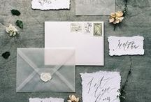 Gray Wedding / Soft or storm gray wedding ideas