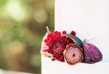 Red Wedding / Wedding ideas in every shade of red - my favorite color!