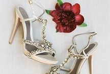 Glamorous Wedding / Feminine and Glam wedding ideas