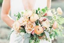 Peach Wedding / Sweet Peachy Wedding Ideas