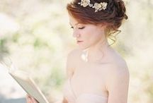 Bookish Bride / Literary and book inspired wedding ideas!