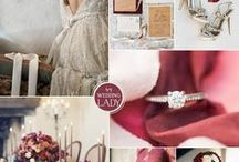 Be Inspired / Wedding Inspiration Boards and Designs Created by Hey Wedding Lady
