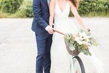 Retro Wedding / Sweet, Colorful, Retro Wedding Goodness
