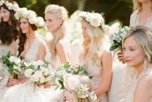 Ivory Weddings / Romantic ideas for weddings in soft shades of Ivory