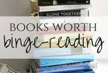 Books / by Amber Hayes