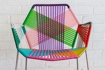 Beauty in Form - Take a Seat / by Elizabeth Georgantas