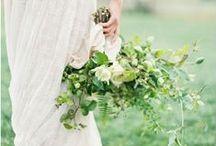 Natural Wedding / Natural and Organic Wedding Details