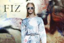 Trends SS 2015: Catwalk M. Benz Fashion Week Madrid / Fashion trends. International Catwalks