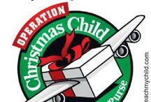 Operation Christmas Child / by Amber Hayes