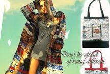 Canvas tassen 100% handmade by Jillzz / Mooie, bijzonder en betaalbare tas!