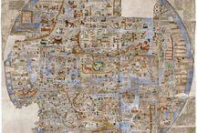 Maps / by Hana
