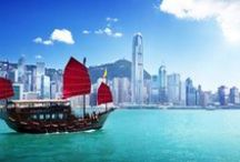 Hong Kong: Tiny Living / Moving to Hong Kong will re-frame how we use space! / by Amy Hainsworth
