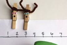 Christmas Math / Learn math with these Christmas math activities and games. Christmas themed math lessons for your classroom!