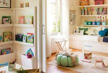 nurseries & playrooms