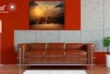 Radiateur Design Tableau d'art / Radiateur Décoratif et Design - Chauffage décoratif   Radiateur Tableau d'art