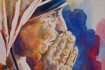 Saints & Blesseds / Catholic saints that inspire and intercede for the pilgrim church on earth.