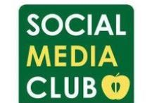 Social Media Club Logos / We encourage our chapters to customize the global SMC logo to reflect their local city and flavor, and as you can see there's a lot of creativity in the SMC community!  