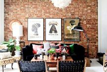 Make Your House A Home / Home, House, Decorating, Interiors, Interior Decorating, Design, Staging, Furniture.