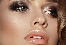 Be Glamourous! / Makeup, Glam, Glamorous, Beauty, Beautiful, Pretty, Makeup Artist, Smokey Eye.