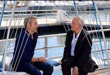 Les coulisses de l'Invité / Chaque jour Patrick Simonin reçoit une personnalité qui fait l'actualité. www.tv5monde.com/linvite