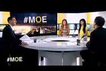 Maghreb-Orient Express / Chaque dimanche, Mohamed Kaci reçoit des personnalités du monde culturel, politique, économique et médiatique au cœur de l'actualité du monde arabe pour décrypter et accompagner les événements vécus par les populations en quête de démocratie.  http://tv5monde.com/moe