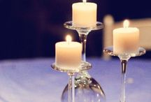 DIY Decorating, centerpieces, candles and home ideas / by Danielle Hartman