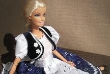 My Barbie dresses