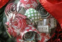 Christmas / Christmas decorations, ornaments and ideas / by Danielle Hartman