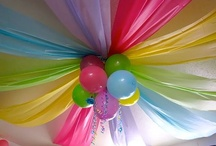Munchkins - Let's Party! / Birthday party ideas / by Amber Hamilton