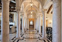 Amazing Entry Ways / Your entryway should be representative of the rest of your home. Hallway, Entryway, Decor, Interiors.