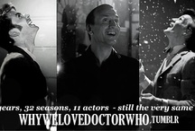 I <3 <3 The Doctor / by Caroline Pollock