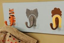Munchkins - The Crib / Baby/kid room ideas / by Amber Hamilton