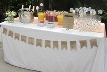 Shower ideas...weddings and baby / by Danielle Hartman
