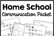 Parent Communication / It is so important to keep an open line of communication between parents and teachers! Some simple straggles & tips can help make this process easier and more effective. Learn more on this board!