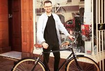 Ideas for Gents by Bobbin / Fashion Inspiration for Men by Bobbin Bicycles