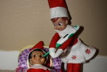 Sparky Santa Cookie & Sparkle Sugarplum / by Jennifer Lipe